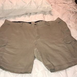 Red Head Cargo Shorts. Men's Size 46. EUC